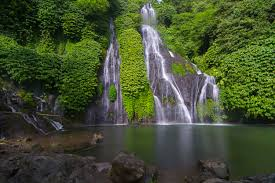 Image of Banyumala waterfall