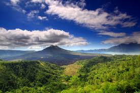 Image of Mount Batur - one of the best Bali tourism places