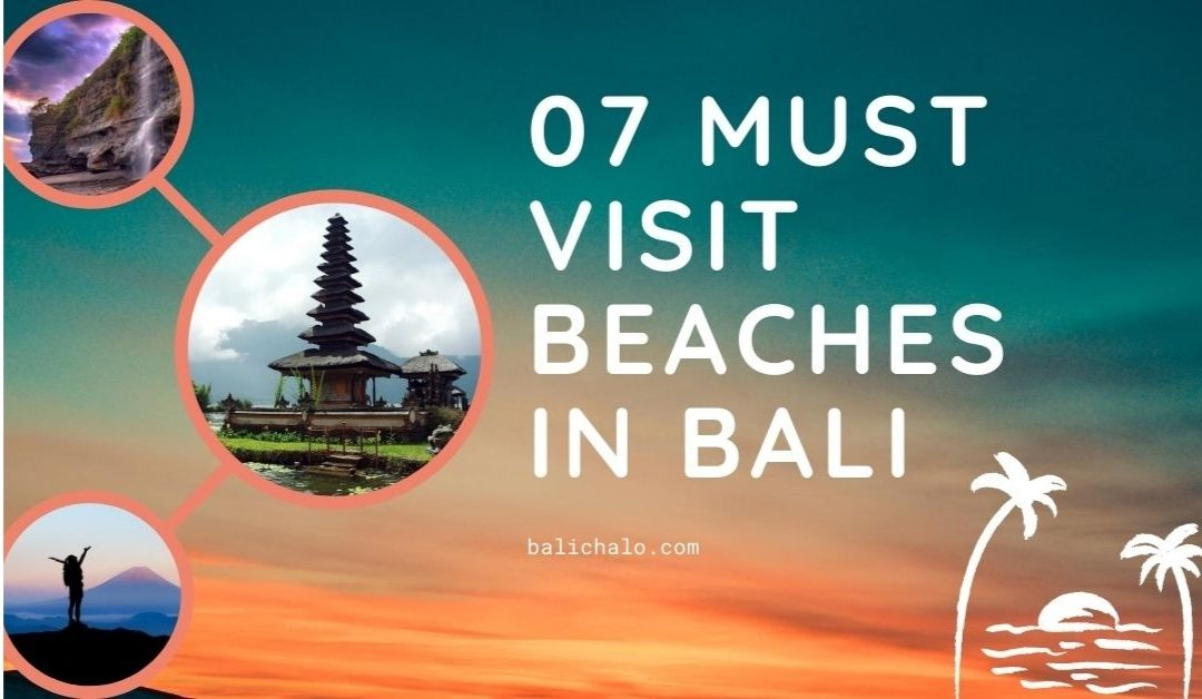 07 Must visit beaches in Bali